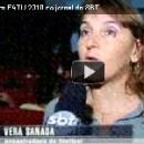 Reportagem FATU 2010 no jornal do SBT.