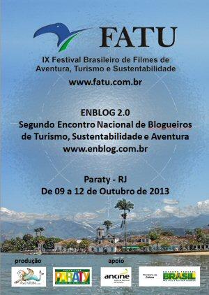 cartaz IX FATU