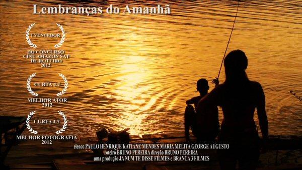 Cartaz Lembran+ºas do Amanh+ú Oficial 500